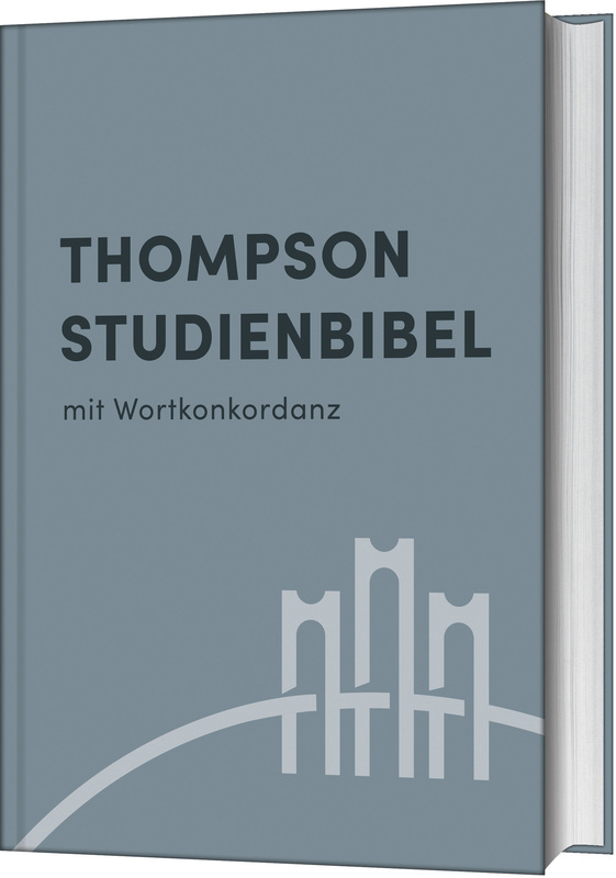 Thompson Studienbibel - Hardcover