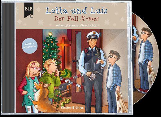 Lotta und Luis - Der Fall X-mes