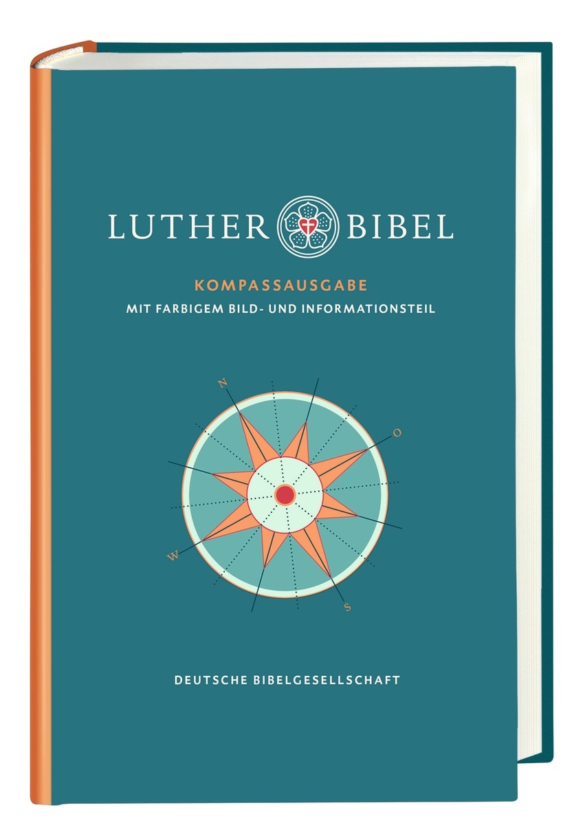 Luther 2017 Kompass-Ausgabe