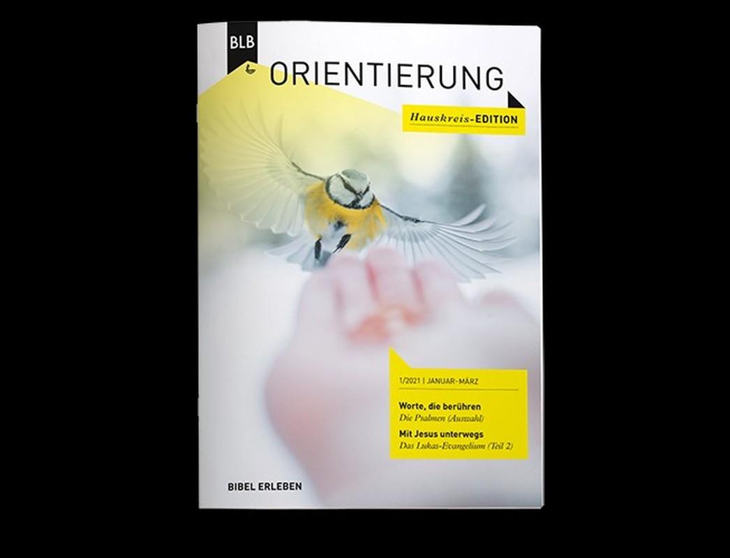 Orientierung Hauskreis Edition 1.Quartal 2021