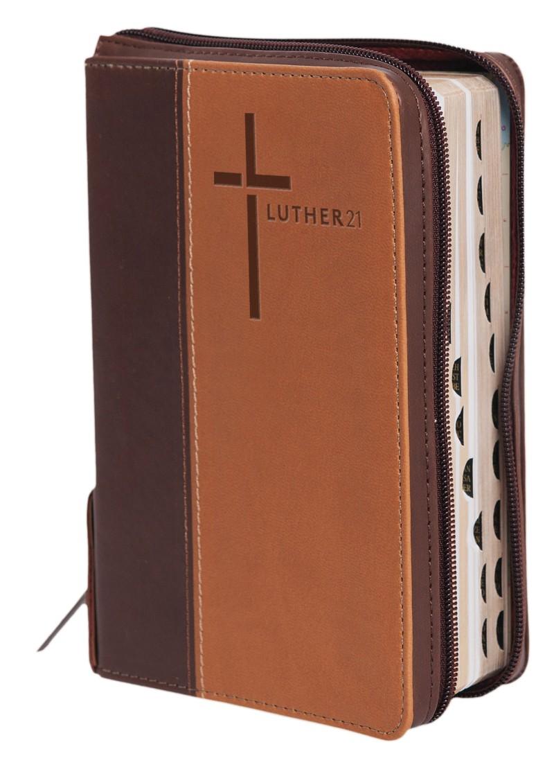 Luther21 - Taschenausgabe - Kunstleder Cowboy