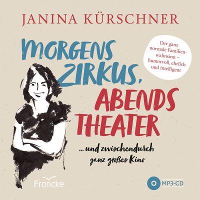 Morgens Zirkus, abends Theater