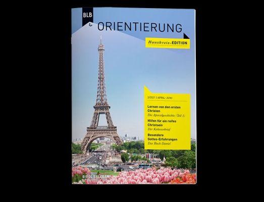 Orientierung Hauskreis Edition 2.Quartal 2021