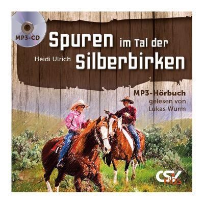 Spuren im Tal der Silberbirken  - Hörbuch