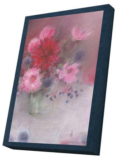 "Kunstkarten-Set ""Blumengrüße"""