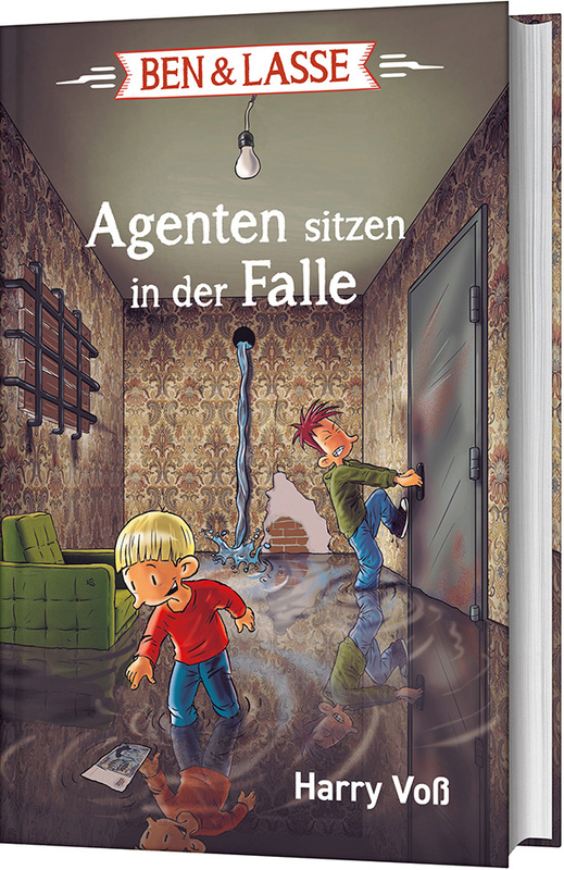 Ben & Lasse - Agenten sitzen in der Falle