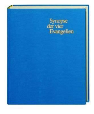Synopse der vier Evangelien