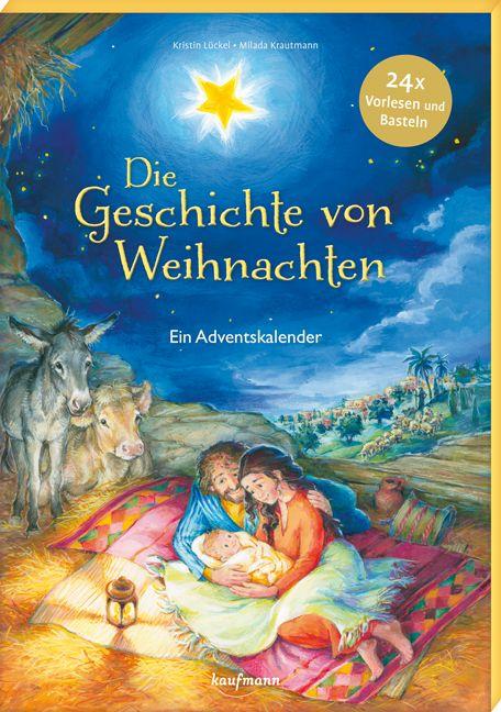 Die Geschichte von Weihnachten - Adventskalender
