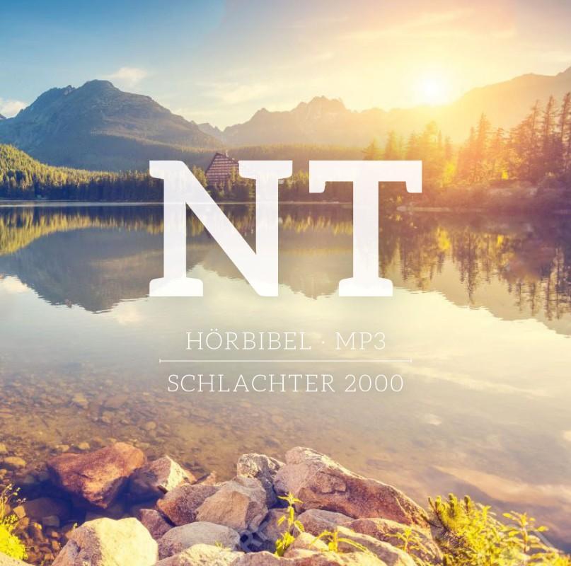 Das NT - Schlachter 2000 (MP3)