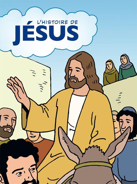 The Jesus Storybook - französisch