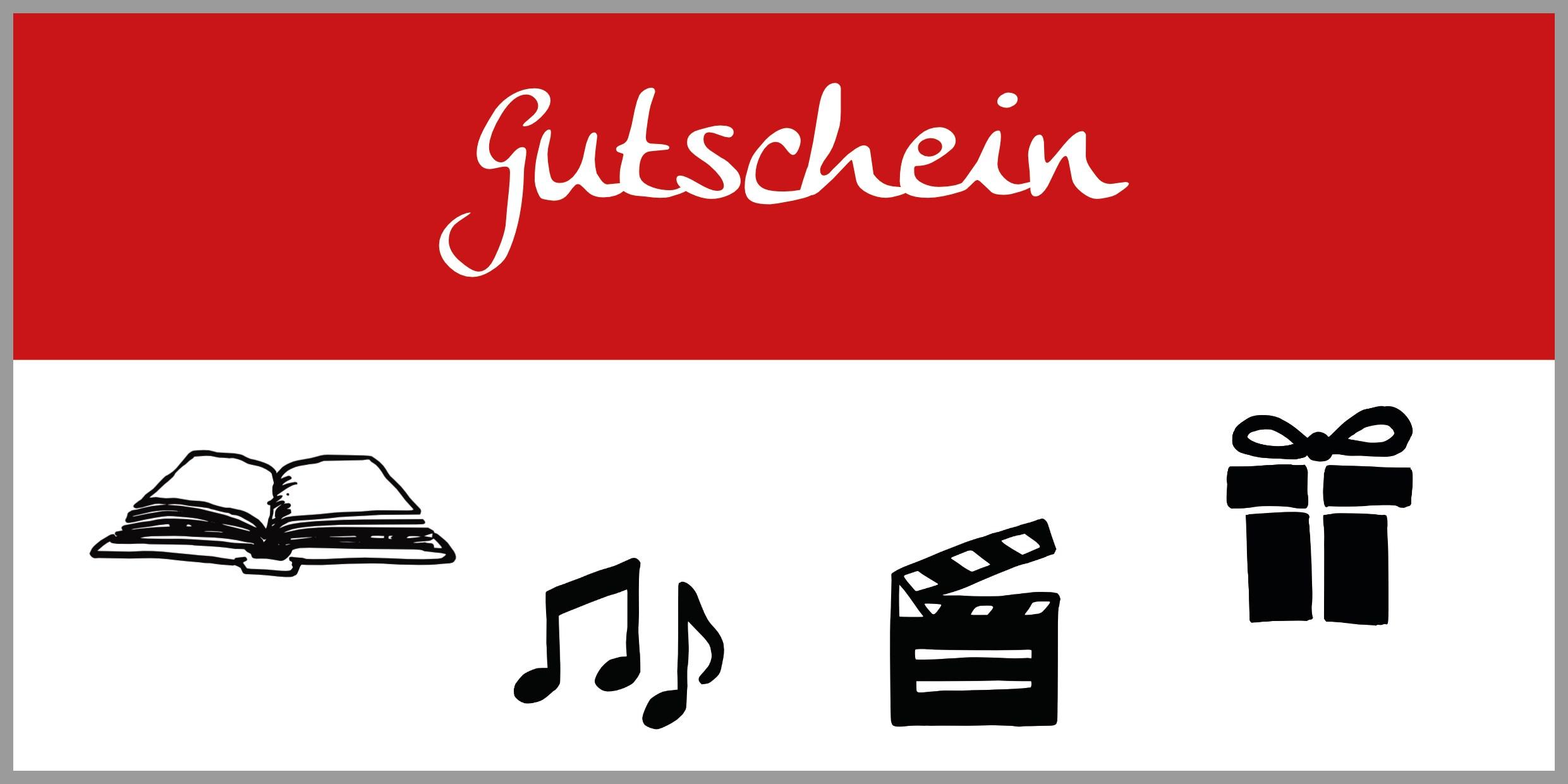 GESCHENK GUTSCHEIN CVJM-Medien 25