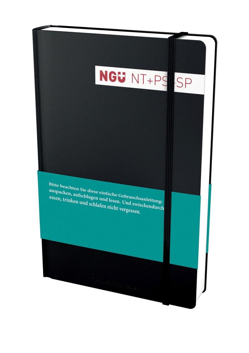 Neue Genfer Übersetzung - NT mit Psalmen und Sprüchen Großausgabe