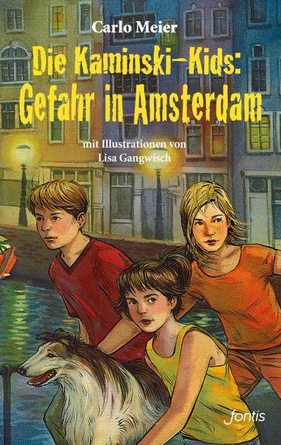 Die Kaminski-Kids: Gefahr in Amsterdam (9)