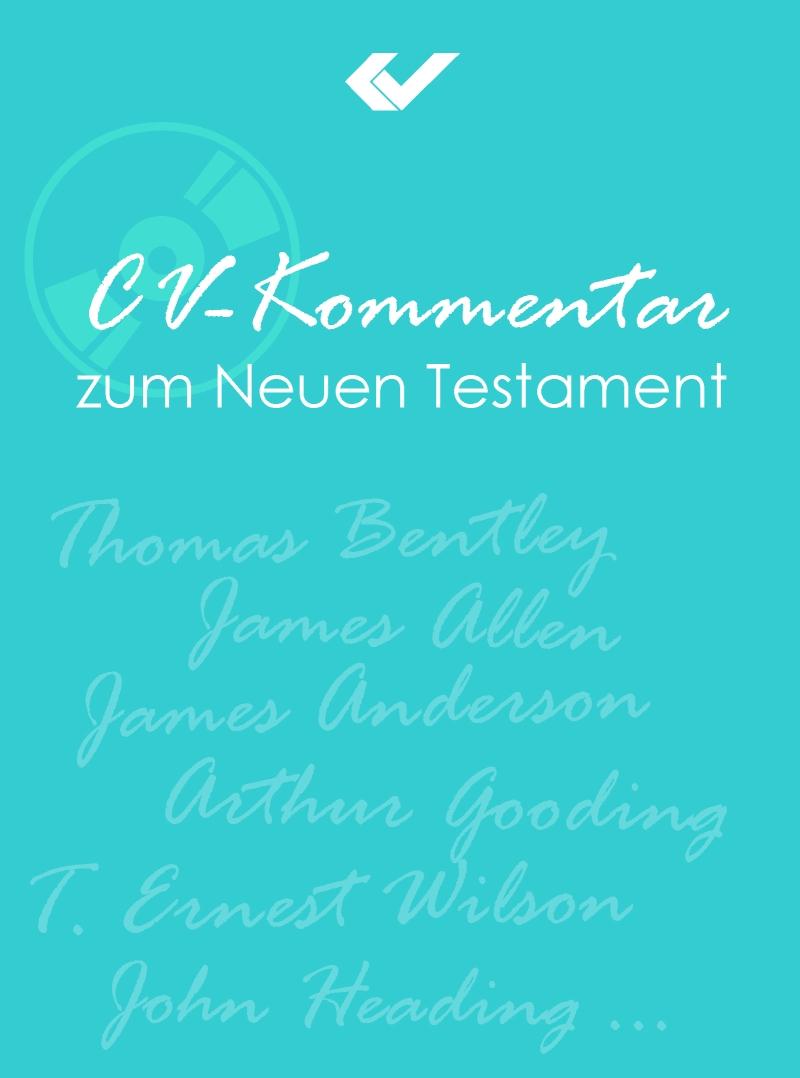 CV-Kommentar - CD