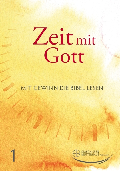 Zeit mit Gott 1. Quartal 2021 - Standard