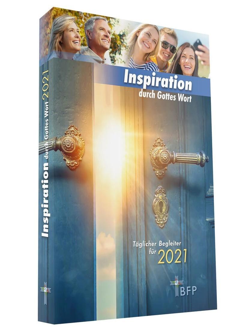 Inspiration durch Gottes Wort 2021 - Buchkalender
