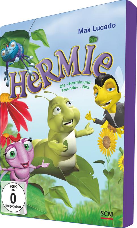 """Die """"Hermie und Freunde"""" - Box"""