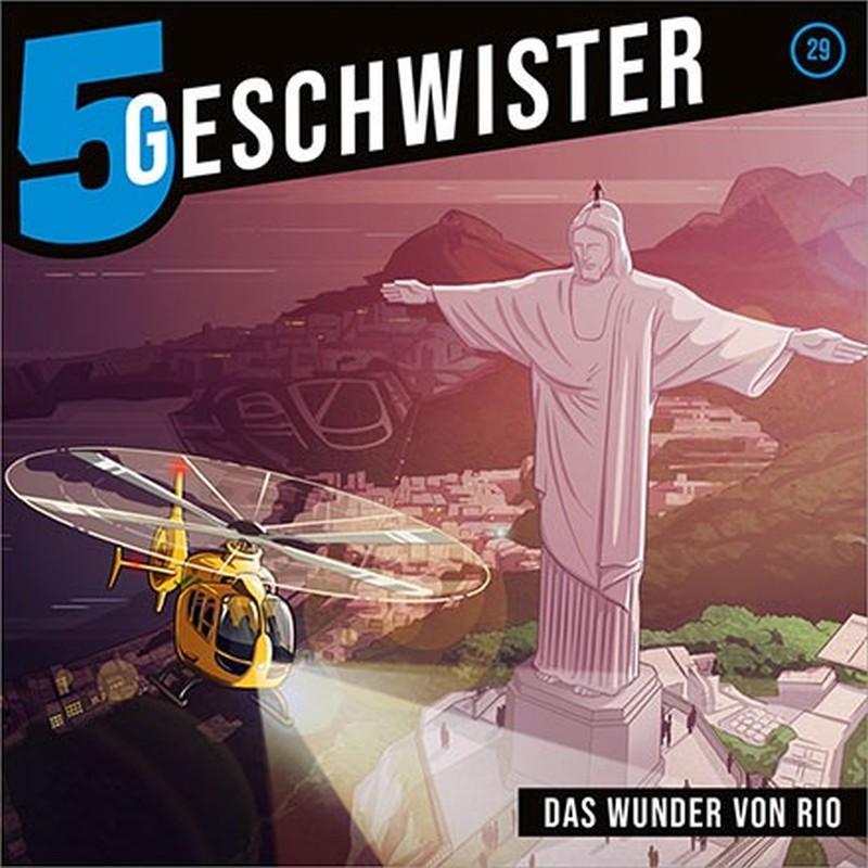 Fünf Geschwister - Das Wunder von Rio (29)