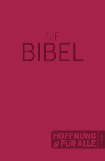 Hoffnung für alle Softcover-Edition (rot)