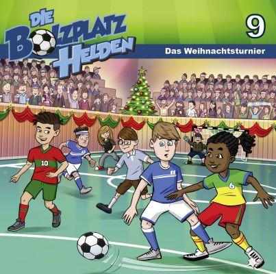 Die Bolzplatzhelden: Das Weihnachtsturnier (9)